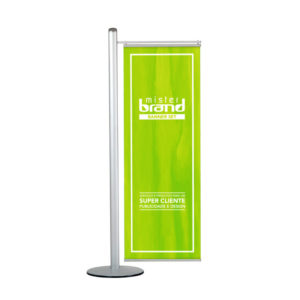 FreeStanding Banner Set