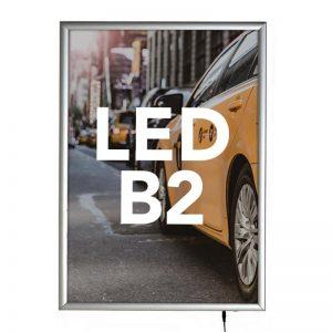 Moldura LED 25 mm