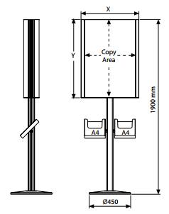 Caixa Convexa sem iluminação – B2