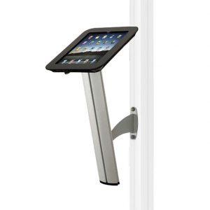 Suporte Kiosk iPad para sistema FREESTANDING (compativel com iPad 2, 3 e *4) - Capa Preta