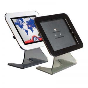 Suporte Kiosk Secretária para iPad (compativel com iPad 2, 3 e *4)