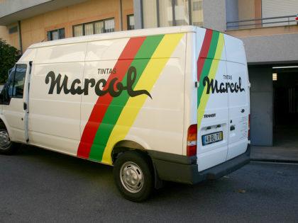 Tintas Marcol