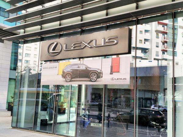 Lexus NX Lisboa