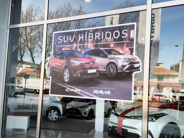 Campanha SUV Híbridos