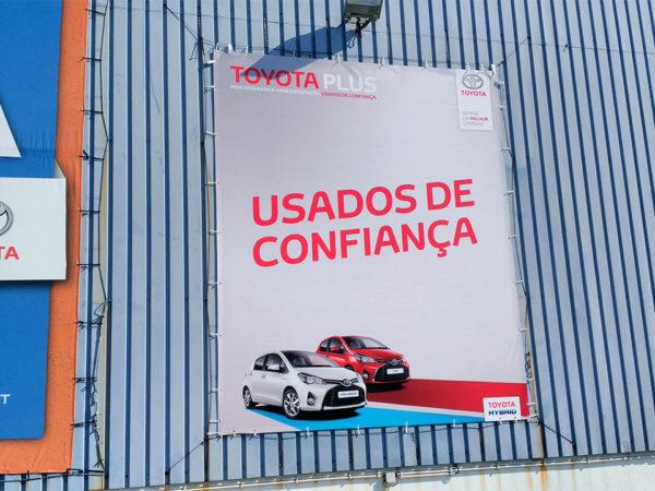 Telas ToyotaPlus