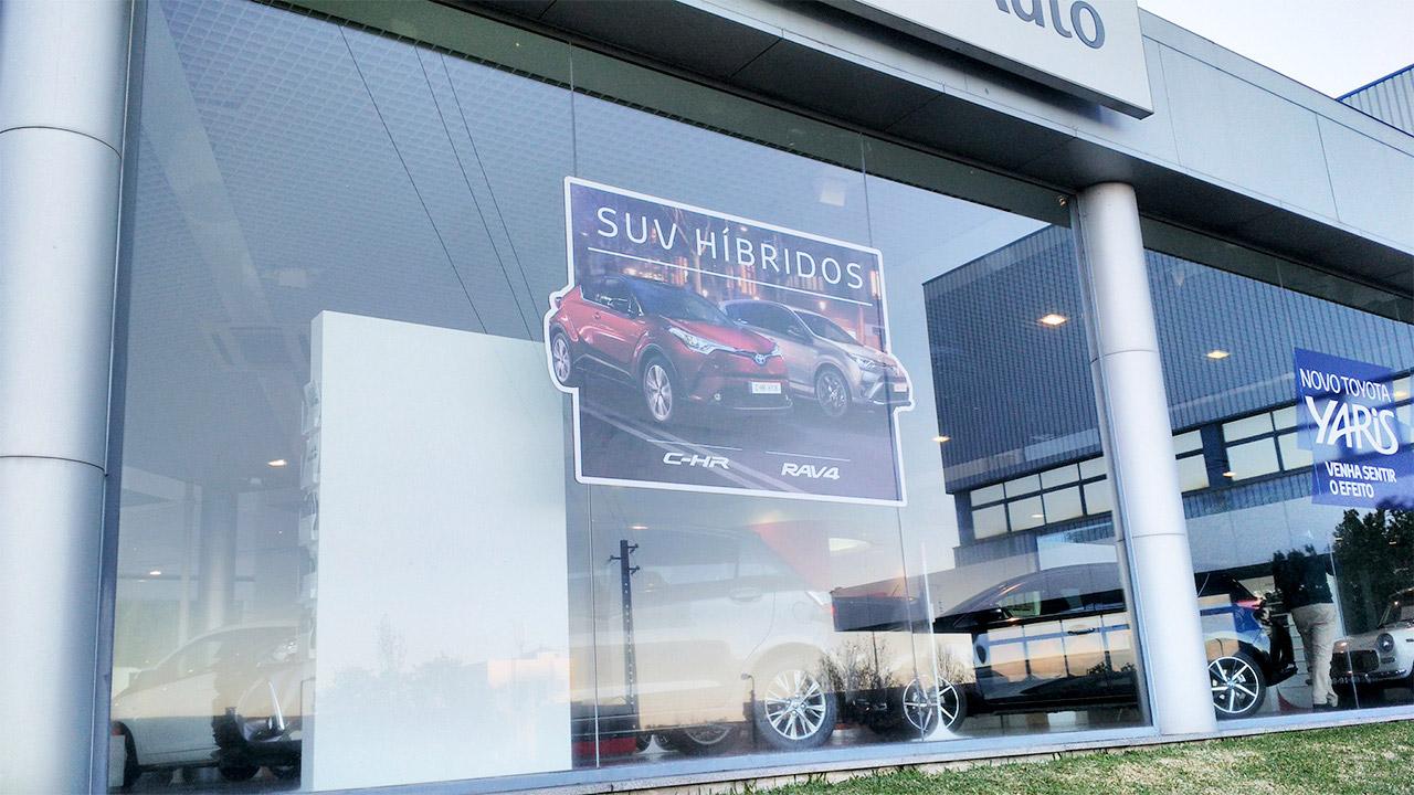 SUV Híbridos