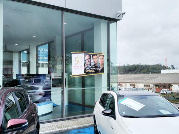 Montra - Toyota 50 Anos