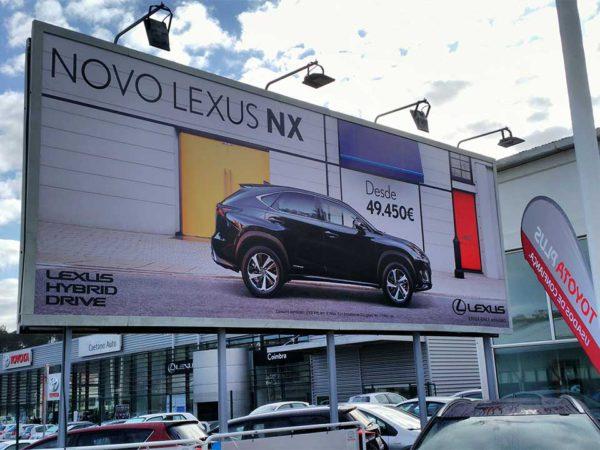 Outdoor - Novo Lexus NX