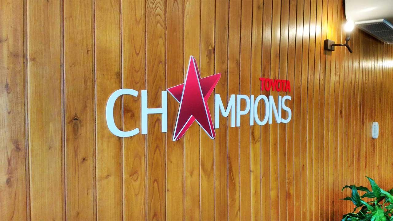 Toyota Champions 2017