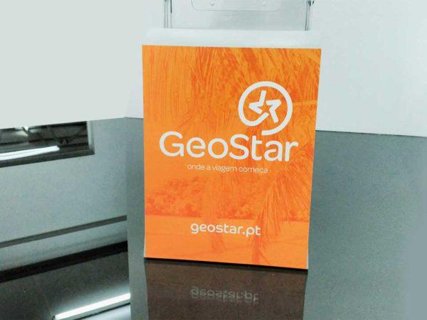 Expositor Zick Zack - GeoStar