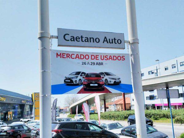 Tela Mercado de Usados - Toyota Caetano Portugal