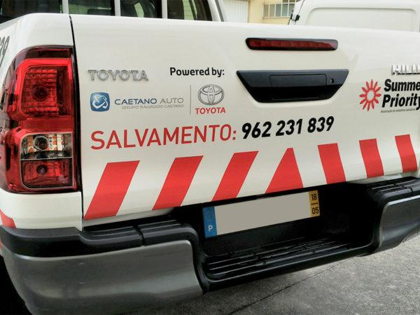Toyota Hilux Salvamento - Summer Priority