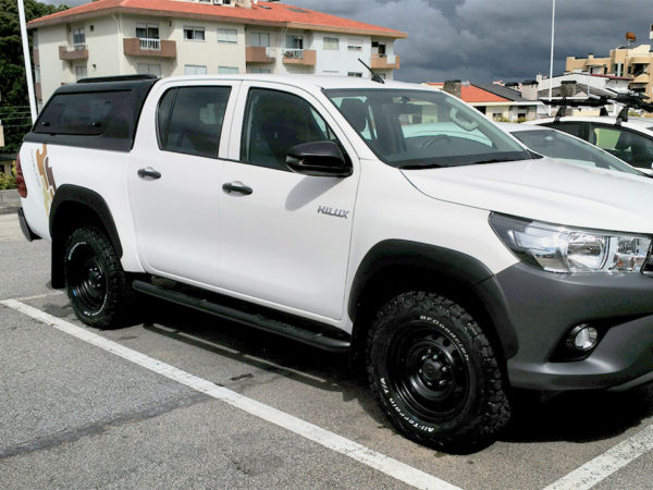 Toyota HILUX - Overland