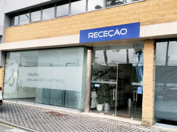 Instalações Caetano Colisão - Aveiro