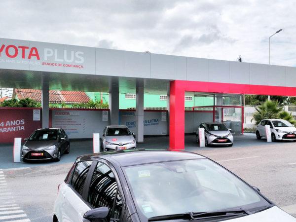 Stand ToyotaPlus- Seixal